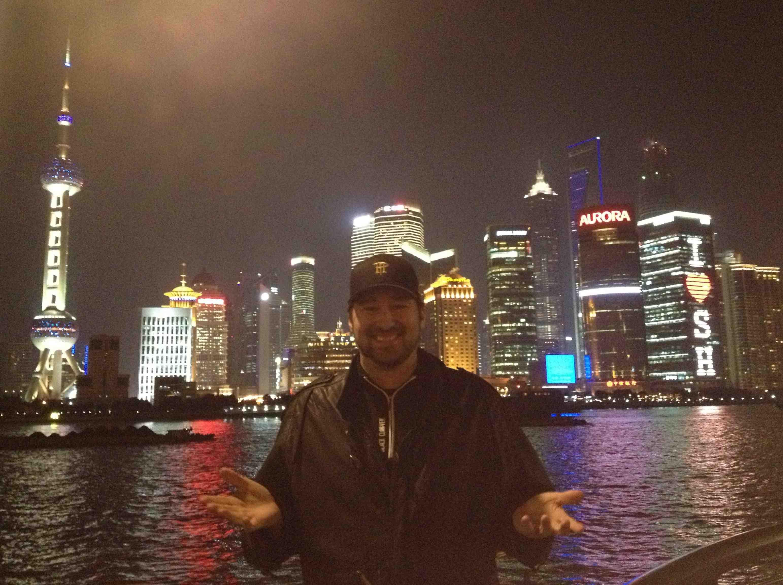 Shanghai poker