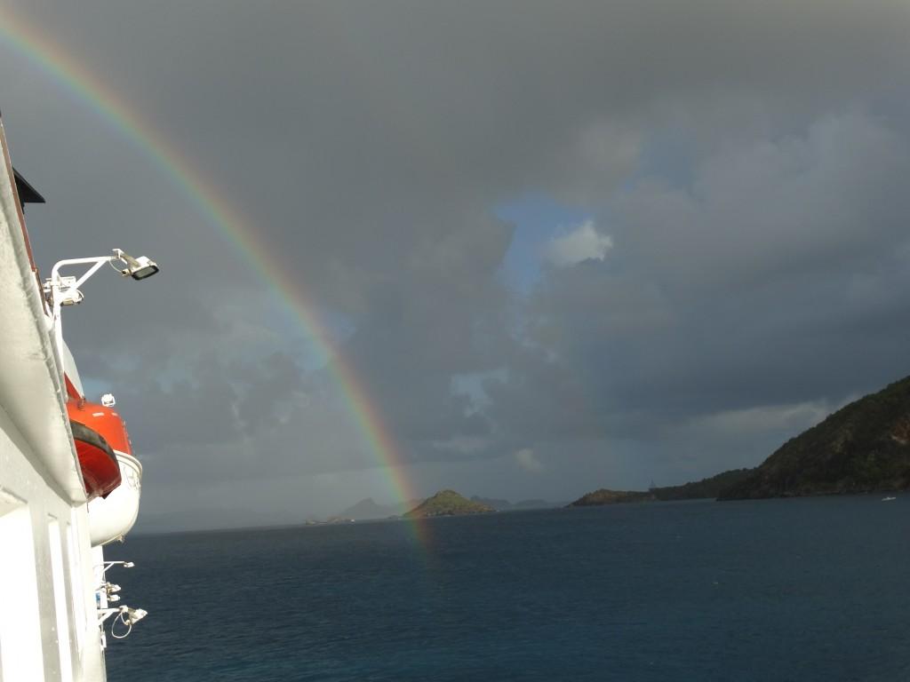 Day 1 Rainbow