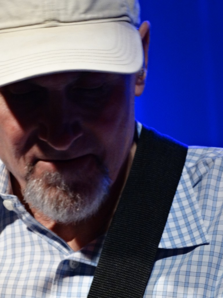 Day 2 James Taylor close up