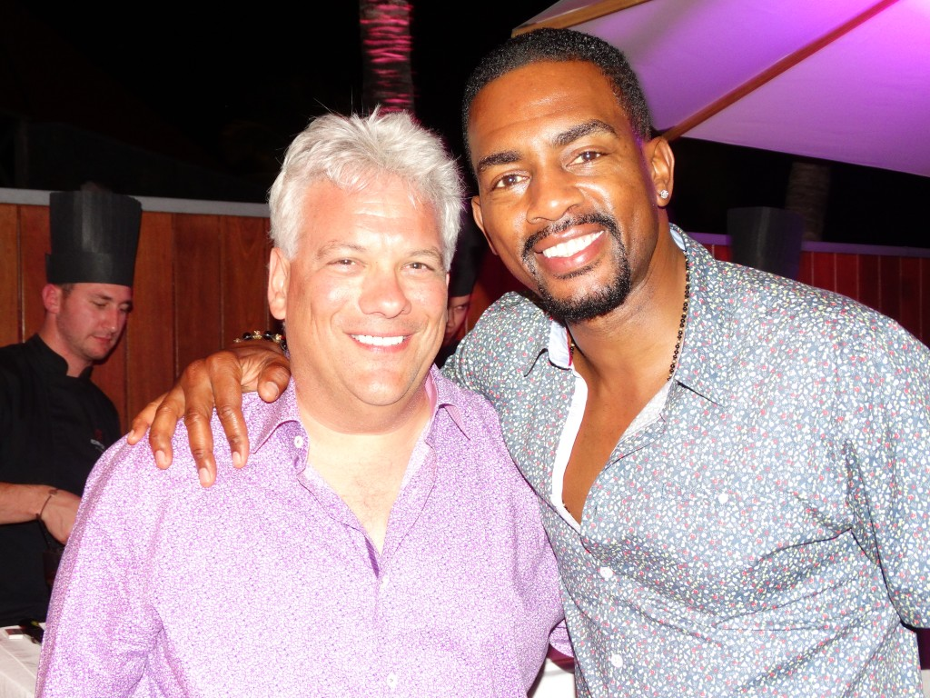 Day 3 Jack FRanks and Bill Bellamy